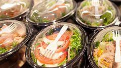 Los microplásticos están ya presentes en nuestra dieta