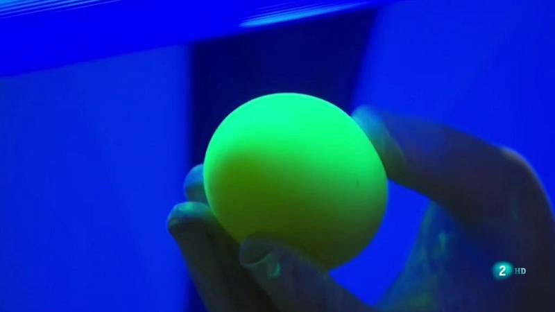 ¡Qué animal! - ¿Cómo podemos darle fluorescencia a un huevo?
