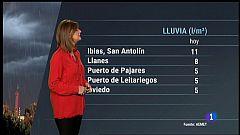 El tiempo en Asturias - 20/11/18