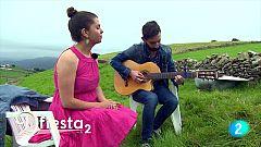 DFiesta  - Silvia Quesado canta 'Papel en blanco'