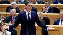 Sánchez acusa a Cosidó de dañar el crédito del Consejo General del Poder Judicial