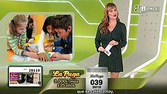 Sorteo ONCE - 20/11/18