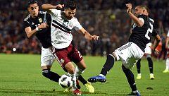 Fútbol - Amistoso Internacional: Argentina - México