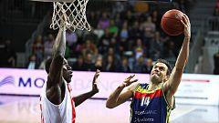Baloncesto - Eurocup 8ª jornada: Morabanc Andorra - Crvena Zvezda MTS Belgrade