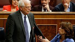 Ana Pastor abronca a los diputados tras expulsar a Rufián del hemiciclo del Congreso
