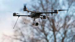 Benidorm celebra el primer encuentro nacional de drones policiales
