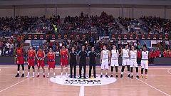 Baloncesto - Clasificación Campeonato de Europa Femenino: España - Ucrania