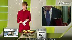 Sorteo ONCE - 21/11/18