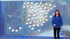 Hoy, lluvias probablemente fuertes en Canarias, Galicia y en el Estrecho