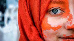 Pinta de naranja el mundo contra la violencia machista