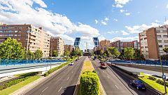 El Tiempo en la Comunidad de Madrid - 23/11/18