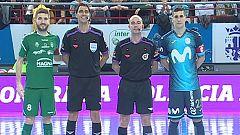 Fútbol Sala - Liga Nacional 11ª jornada: Movistar Inter - Osasuna Magna