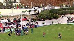 Rugby - Test Match. Selección Masculina: España - Samoa