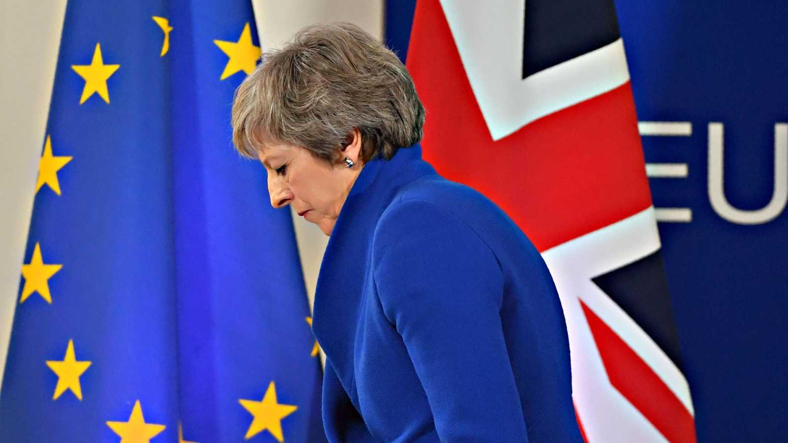 Los Veintisiete aprueban el acuerdo para la salida de Reino Unido de la Unión Europea