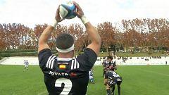 Rugby - Liga División de Honor Masculina 9ª jornada: CR Cisneros - CR El Salvador