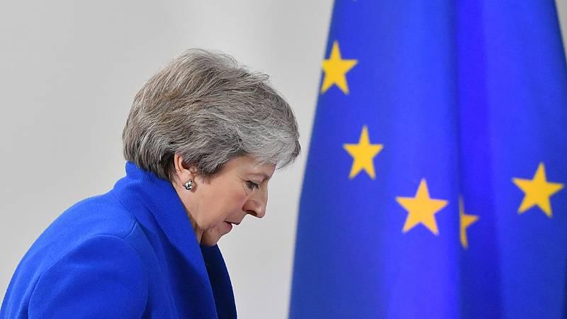 Posibles escenarios si el Parlamento británico rechaza el acuerdo del 'Brexit'