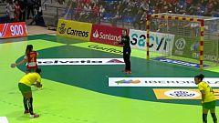 Balonmano - Torneo Internacional Femenino 2018: España - Brasil