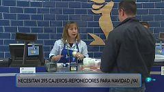 295 cajeros reponedores sin experiencia para YA