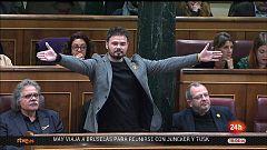Parlamento-El Foco Parlamentario- Sesión de Control -24-11-18