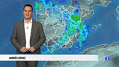 El tiempo en Andalucía - 26/11/2018