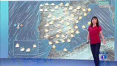 Hoy, viento fuerte en litoral Galicia, sur de Tarragona y norte Castellón