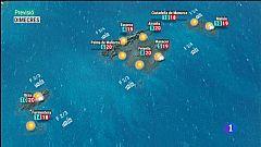 El temps a les Illes Balears - 27/11/18