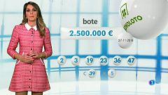 Bonoloto + EuroMillones - 27/11/18