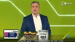 Sorteo ONCE - 27/11/18