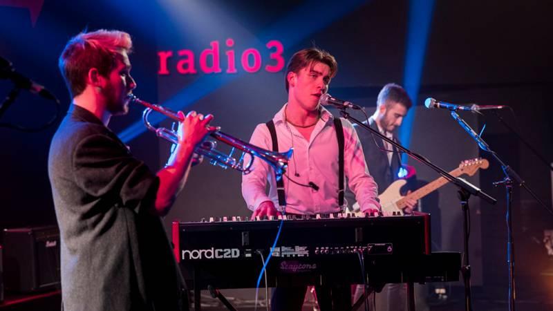 Los conciertos de Radio 3 - Staytons - ver ahora