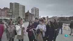 Página Dos - El reportaje - El Callejero poético del IES Jovellanos de Gijón
