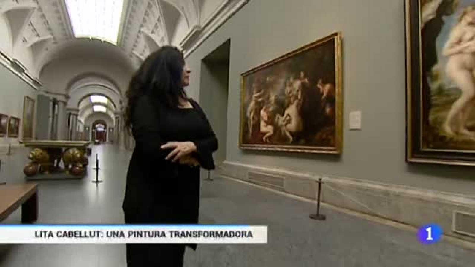 Lita Cabellut, una de las artistas españolas más cotizadas del mundo