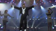 Sábado noche - Grabación de las actuaciones de Gila, Djavan y Boney M
