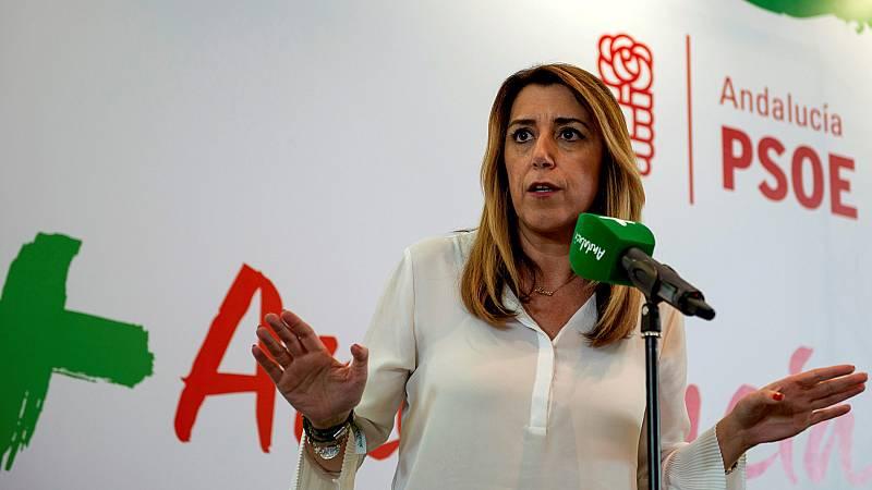 """Díaz reitera que quiere gobernar """"sola"""", y que hablará con todas las fuerzas tras el 2D"""