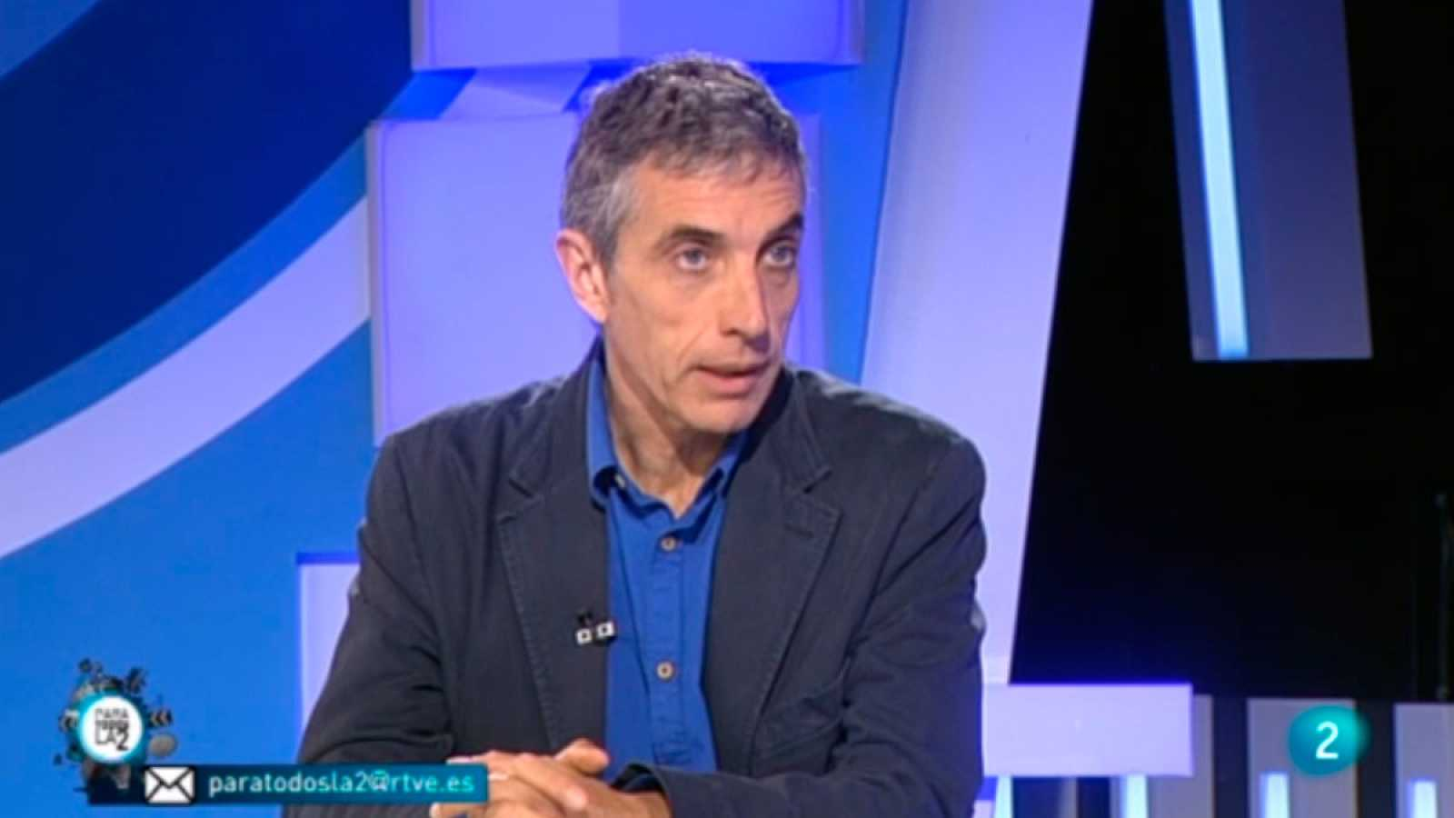 Para Todos La 2 - Entrevista al filósofo Jordi Pigem: ¿humanos o máquinas?