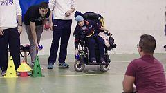 Mujer y deporte - FEDDF - BOCCIA - Hospital Nacional de Parapléjicos