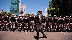 Madrid prepara la seguridad para el River-Boca
