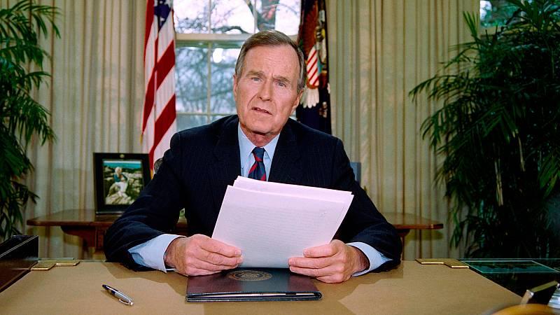 Muere a los 94 años el expresidente de Estados Unidos George Bush padre
