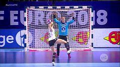 Balonmano - Campeonato de Europa Femenino: Noruega - Alemania