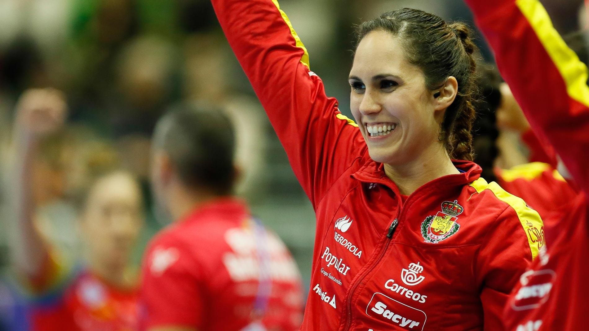 Europeo Balonmano Femenino Entrevista A Mireya Gonzlez