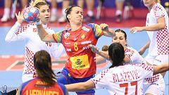 Balonmano - Campeonato de Europa Femenino: España - Croacia