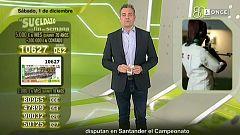 Sorteo ONCE - 01/12/18