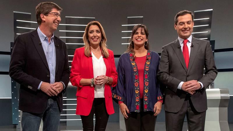 Más de seis millones y medio de andaluces están llamados a las urnas