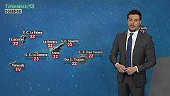 El tiempo en Canarias - 02/12/2018