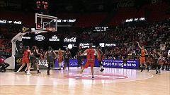 Baloncesto - Liga Femenina DIA 2018/19. 8ª jornada: Valencia Basket - Nissan Al Qazeres Extremadura