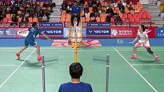 Bádminton - 'Masters Corea 2018' Final Individual Femenina