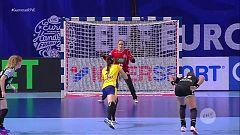 Balonmano - Campeonato de Europa Femenino: Alemania - Rumanía