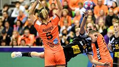Balonmano - Campeonato de Europa Femenino: España - Holanda