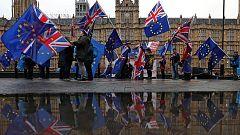 May se enfrenta al Parlamento para intentar que apruebe el acuerdo para el 'Brexit'