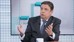 Los desayunos de TVE - Luis Planas, ministro de Agricultura, Pesca y Alimentación