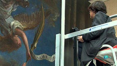 La aventura del saber Taller de restauración del Museo del Prado